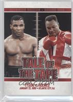 Mike Tyson, Larry Holmes