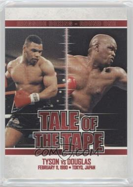 2010 Ringside Boxing Round 1 - [Base] #67 - Mike Tyson, Buster Douglas