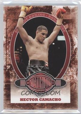 2010 Ringside Boxing Round 1 - [Base] #76 - Hector Camacho