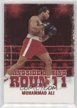2010 Ringside Boxing Round 1 - [Base] #92 - Muhammad Ali