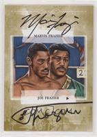 Marvis Frazier, Joe Frazier