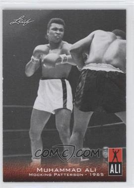 2011 Leaf Ali The Greatest - [Base] #47 - Muhammad Ali