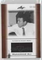 Muhammad Ali #/60
