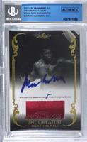 Muhammad Ali [BGS Authentic] #/1
