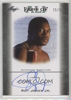 Roy Jones Jr. /25