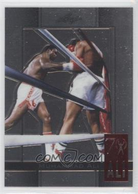 2011 Leaf Metal Ali - 70th Birthday Redemption - Double Embossed #34 - Muhammad Ali