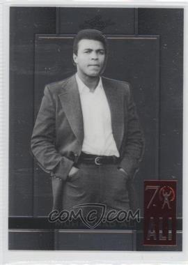 2011 Leaf Metal Ali - 70th Birthday Redemption - Double Embossed #65 - Muhammad Ali