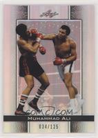 Muhammad Ali, Leon Spinks #/125