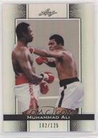 Muhammad Ali, Larry Holmes #/125