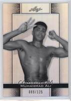 Muhammad Ali #/125