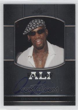 2011 Leaf Metal Ali - Fans Autographs #FAUM-02 - Dennis Rodman
