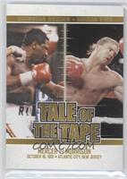Ray Mercer, Tommy Morrison /9