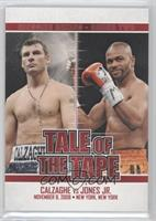 Joe Calzaghe, Roy Jones Jr.
