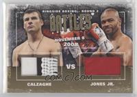 Joe Calzaghe, Roy Jones Jr.