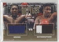 Frank Bruno, Tim Witherspoon