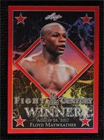 Floyd Mayweather Jr. #1/1
