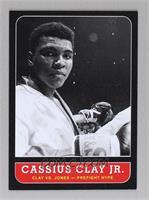 Cassius Clay Jr. (Clay vs. Jones - Prefight Hype) #/56