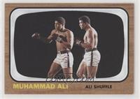 Muhammad Ali (Ali Shuffle) #/1,551