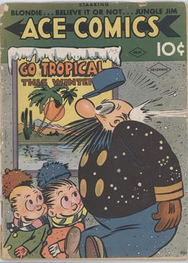 1937-1949 David McKay Publications Ace Comics #21 - Ace Comics