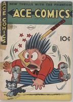 Ace Comics [Noted]