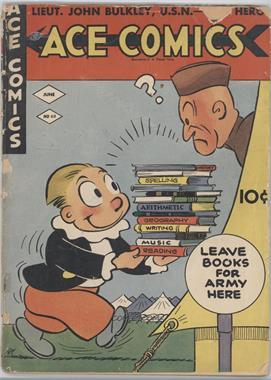 1937-1949 David McKay Publications Ace Comics #63 - Ace Comics