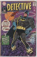 7 Wonder Crimes of Gotham City ; The Treacherous Time-Trap [Good/Fair/Poor]