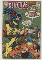 Batgirl's Costume Cut-Ups ; The Bellringer and the Baffling Bongs [Readable&nbs…