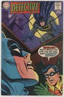 Batman -- Hunted or Haunted? ; The Demon-Doll Doom! [Good/Fair/Poor]