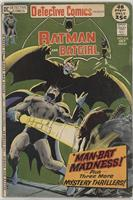Man-Bat Madness! [Readable (GD‑FN)]