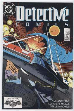 1937-2011 DC Comics Detective Comics Vol. 1 #601 - Tulpa Part One: Monster Maker