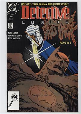 1937-2011 DC Comics Detective Comics Vol. 1 #604 - The Mud Pack: Men of Clay