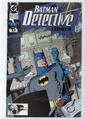 1937-2011 DC Comics Detective Comics Vol. 1 #619 - Rite of Passage Part 2 : Beyond Belief!