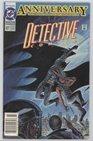 Anniversary: Celebrating Batman's 600th Appearance in Detective Comics