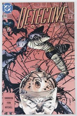 1937-2011 DC Comics Detective Comics Vol. 1 #636 - Mind Control