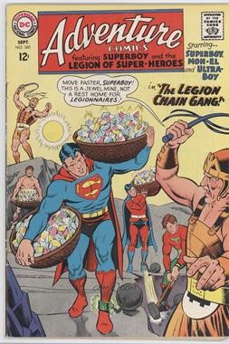1938-1983, 2010-2011 DC Comics Adventure Comics Vol. 1 #360 - The Legion Chain Gang!