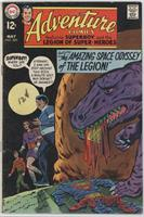 The Legion's Space Odyssey! [Readable(GD‑FN)]