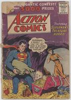Superman's Treasure Hoard [Readable(GD‑FN)]