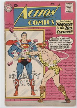 1938-2011 DC Comics Action Comics Vol. 1 #267 - Hercules in the 20th Century!