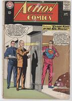Clark Kent in the Big House! [Good/Fair/Poor]