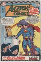 Superman's Super-Boo-Boos [Good/Fair/Poor]
