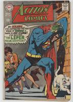 The Leper from Krypton! / The Landmark Looters! [Readable (GD‑FN)]