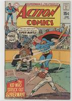 The Kid who struck out Superman! / The Mystery Legionnaire! [Readable (GD&…