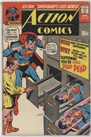 Superman, You're Dead...Dead...Dead! / Superbaby's Lost World!