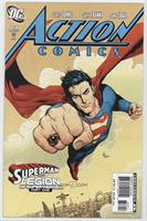 Superman And The Legion Of Super-Heroes, Chapter 1 - Alien World