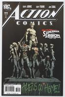 Superman And The Legion Of Super-Heroes, Chapter 2 - Illegal Aliens