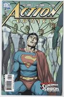 Superman and the Legion of Superheroes, Chapter 4: Chameleons