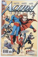 Superman And The Legion Of Super-Heroes, Chapter 6 - Sun Rise