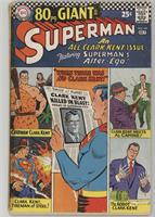 An All Clark Kent Issue Featuring Superman's Alter-Ego [Readable (GD‑…