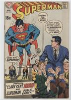 Clark Kent, Hero...Superman, Public Enemy! / The Super Heat-Wave of Metropolis!