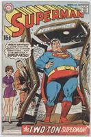 The Two-Ton Superman!